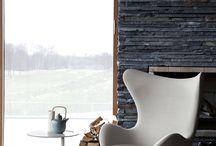 Fritz Hansen / scandinavian design by Fritz Hansen