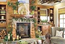 great room ideas / by Angela Phillips