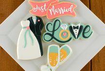 пряники свадьба