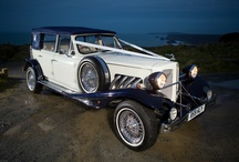 Wedding Cars and Vehicles