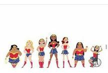 sila žien