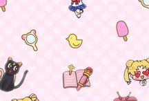 Kawaii iPhone Wallpaper