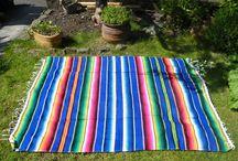 Saltillo blankets