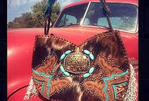 Cowboy bags