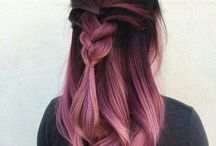 Hair colours for me