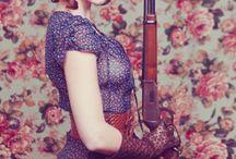 Boudoir with a gun