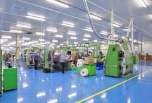 Gietvloer als Industrievloer  / Industrievloeren van G-vloeren