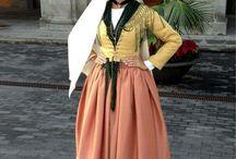 trajes tipicos tenerife