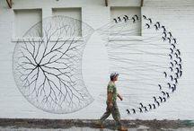Street Art Pablo S. Herrero and David de la Mano