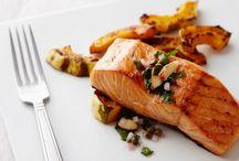 healthy food dinner