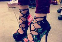 Oh god shoes