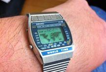 Wrist Watch / 持っている時計の写真