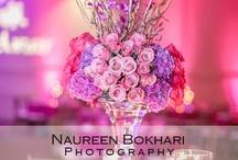 Wedding Decor / The decor at weddings, all shots are taken by Naureen Bokhari Photography