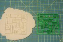 Borg Cube Cookie Cutter