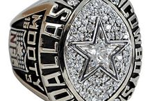 Super Bowl Rings / by Tony Spears