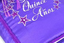 Quinceanera Guest Book and Album / Sweet 15 Mis Quince Album Guest book Kneeling Tiara Pillow and More.