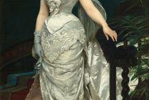 Victorian Dress 1870s-1900