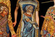 Fashion. Baroque, Byzantine