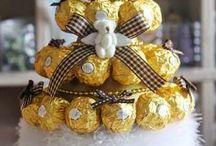 arbolito navidad chocolate