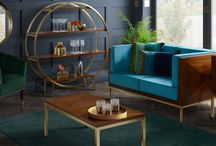 Ravello Italian inspired furniture / Mid Century Italian inspired furniture collection