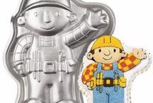 Bob the Builder partytjie