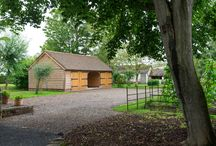 Border Oak - 3 Bay Outbuilding