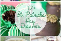 st. Patricks day / by Ryan Anne Snodgrass