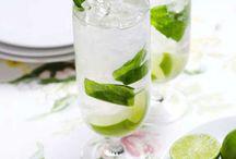 Sommarfräscha alkoholfria drinkar