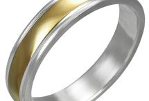 Gyűrűk / Férfi és női divat - karika gyűrűk :)