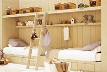 Boy's Rooms  / by Jade {Project Happiness}