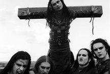 Cradle Of Filth.