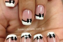 Nails go hard! / by Karen Bradshaw