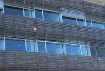 Un lancio di palloncini contro il cancro infantile / In occasione della XIII giornata mondiale contro il cancro infantile, un lancio di palloncini per simboleggiare l'unione e la speranza.