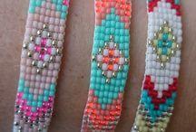 handgeweven armband