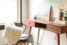 work(space) / by aly english, designer