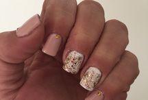Nails / Design nude