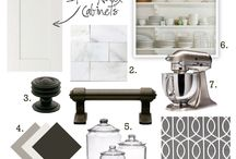 Kitchens / by Nicole Bryant