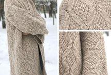 Ladies knitting pattern