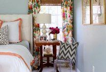 Bedroom makeover / by Amanda Sparkes
