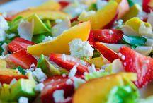 FOOD:salade