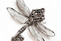 Ключи и замочки