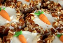 """Carrot Cake!! / carrot cake and """"carrot cake"""" inspired recipes / by Evelina Noni"""