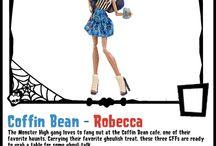 Girls' Monster High Dolls