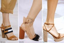 Crazy for shoes: ispiration for s/s 2016