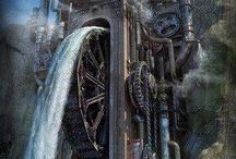 steampunk(スチームパンク)