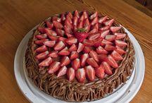 Kaka til 15-års dagen / Forslag jubilanten kan velge fra