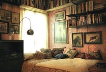 Bedroom / Restful, and dreamy spaces