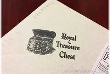"""Royal Treasure Chest / About: """"Forgotten treasures discovered and delivered right to your door."""" For full subscription box reviews, visit http://musthaveboxes.com."""
