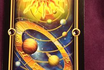 Tuesday Tarot / Using the beautiful Gilded Tarot deck by Ciro Marchetti, a card will be drawn every Tuesday.