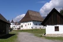 Muzea v přírodě / Folk Museums